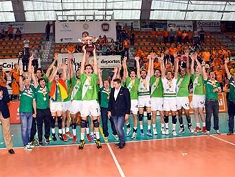 Unicaja Almería, campeón de la SVM14-15
